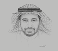 Sketch of Saleh Al Solami, Secretary General, Saudi Exports Development Authority
