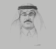 Sketch of Khaled Al Aboodi, CEO, Islamic Corporation for the Development of the Private Sector (ICD)