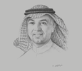 Sketch of Ziyad Al Shiha, President and CEO, Saudi Electricity Company (SEC)