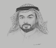 Sketch of Abdullah Alswaha, Minister of Communication and Information Technology (MCIT)