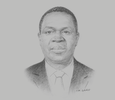 Sketch of Charles John Poul Mwijage, Minister of Industry, Trade and Investment
