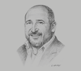 Sketch of Sergio Rosengaus, CEO, KIO Networks