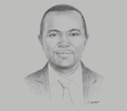 Sketch of Joseph Mucheru, Cabinet Secretary, Ministry of ICT