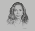 Sketch of Christine A Oseko, Managing Partner, Oseko & Ouma