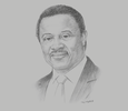 Sketch of Tunde Afolabi, Chairman and CEO, Amni International Petroleum Development Company