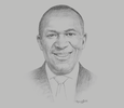 Sketch of Babatunde Paul Ruwase, President, Lagos Chamber of Commerce and Industry