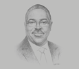 Sketch of Babatunde Fowler, Executive Chairman, Federal Inland Revenue Service (FIRS)