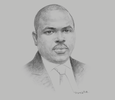 Sketch of Olaide Agboola, Managing Partner, Purple Capital