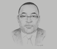 Sketch of Hassan Bello, Executive Secretary and CEO, Nigerian Shippers' Council (NSC)