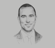 Sketch of Lazhar Sahbani, Partner, PwC Algeria