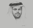 Sketch of Mohamed Thani Murshed Al Rumaithi, Chairperson, Abu Dhabi Chamber of Commerce (ADCCI)