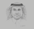 Sketch of Nasser Al Nasser, Group CEO, Saudi Telecom Company (STC)