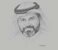 Sketch of Amr Banaja, CEO, General Entertainment Authority (GEA)