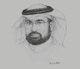 Sketch of Abdulkarim Alnujaidi, CEO, National Gas and Industrialisation Company