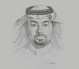 Sketch of Husameddin Al Madani, Former Director-General, National Centre for Performance Measurement