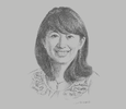 Sketch of Sharly Rungkat, Partner, Deals Strategy, PwC