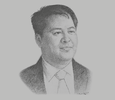 Sketch of Alejandro Alfonso E Navarro, Managing Partner, Villaraza & Angangco Law
