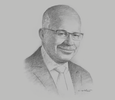 Sketch of José Zozaya, CEO, Kansas City Southern México