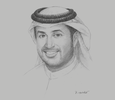 Sketch of Ahmad bin Shafar, CEO, Empower Dubai