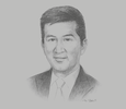 Sketch of Rorce Au-Yeung, Co-CEO, VP ower Group