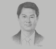 Sketch of U Ding Ying, Chairman, DELCO