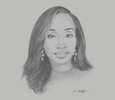 Sketch of Cecilia Hesse, Managing Director, Temple Investments