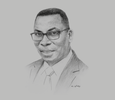 Sketch of Justice Yaw Ofori, Commissioner, National Insurance Commission (NIC)