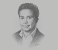 Sketch of Aldwyn Wayne, CEO, WiPay