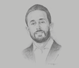 Sketch of Omar Sayarh, Managing Partner; and Mehdi Megzari, Partner, Dentons Sayarh & Menjra Law Firm