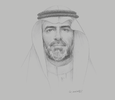 Sketch of Ibraheem Almuaqel, Rector, Saudi Electronic University