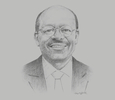 Sketch of Mukhisa Kituyi, Secretary-General, UN Conference on Trade and Development