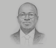 Sketch of Eric N'Guessan, Managing Partner, EY Côte d'Ivoire
