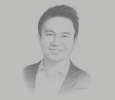 Sketch of Reynold Wijaya, CEO and Co-Founder, Modalku