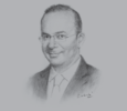 Sketch of Bishr Baker, Managing Partner, EY