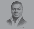 Sketch of David Ofosu-Dorte, CEO, AB & David