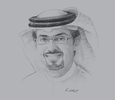 Sketch of Hamad Buamim, President and CEO, Dubai Chamber
