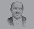 Sketch of Mark Lamberti, CEO, Imperial Holdings
