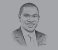 Sketch of Thabo Dloti, CEO, Liberty Group