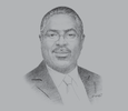 Sketch of Tunde Fowler, Executive Chairman, Federal Inland Revenue Service (FIRS)
