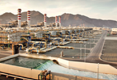 Abu Dhabi water conservation and treatment