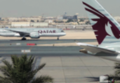 Qatar air transport