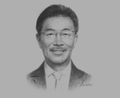 Michael Yam, President, Real Estate and Housing Developers' Association