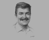 Geoff Cundle, Managing Director, Steamships Trading Company