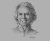 Christine Lagarde, Managing Director, IMF