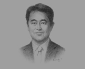 Takao Omori, CEO, Portek International