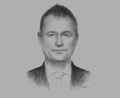 Georg Wilfried Schmidt, Regional Director for Sub-Saharan Africa and the Sahel, German Federal Foreign Office