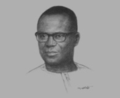 Mustapha Ahmed, Acting Minister of Trade and Industry