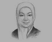 Feby Latip, Deputy CEO, Ghanim International Food Corporation