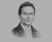 Osman Jair, Chairman, Brunei Insurance and Takaful Association (BITA), and Managing Director, Insurans Islam TAIB