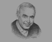 Clem Sunter, Scenario Planner and Former Chairman of Gold and Uranium Division, Anglo American